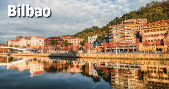 Spanien Road Trip Bakserlandet, Bilbao