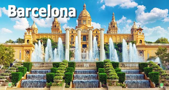 Road trip Barcelona
