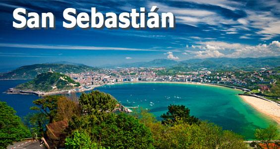 Road trip a San Sebastián