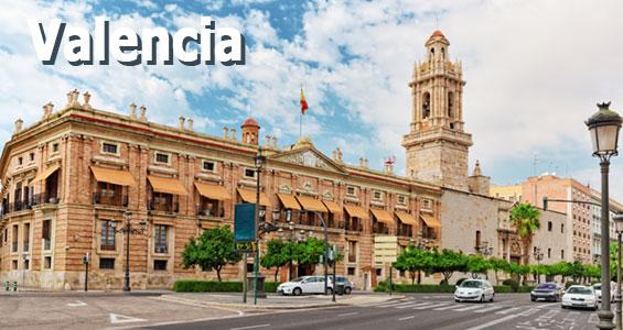 Road trip Valencia