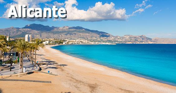 Road trip à Alicante