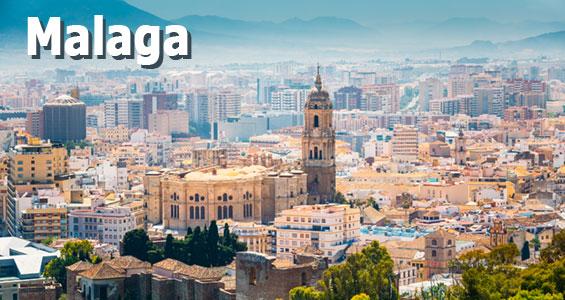 Road trip à Malaga