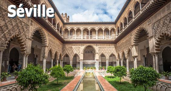 Road trip à Séville
