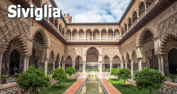 Road Trip Spagna Andalusia Siviglia