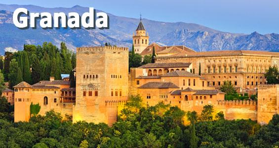 Road trip a Granada