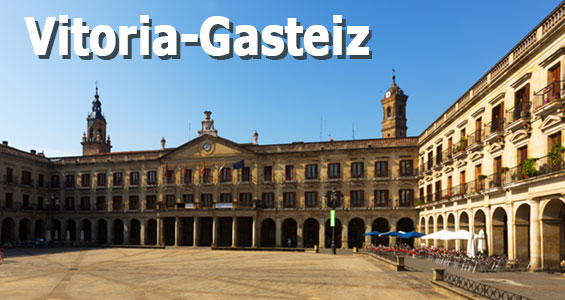 The Basque Country Road Trip: Vitoria-Gasteiz