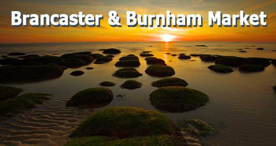 Kiertomatka Norfolk rannikko Brancaster Burnham Market Englanti