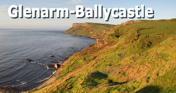 Road Trip de Game of Thrones dia 2: de Glenarm a Ballycastle