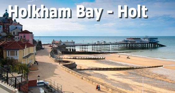 Road Trip Holkham Bay, Wells, Blakeney & Holt