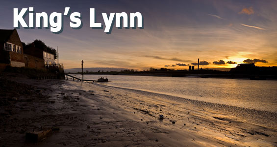 Kiertomatka Norfolk rannikko Kings Lynn Englanti