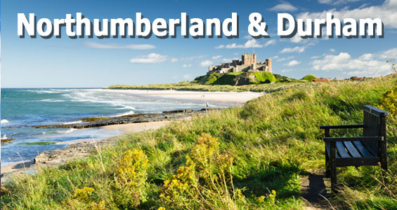 Road Trip overview UK film sets Harry Potter Northumberland & Durham England