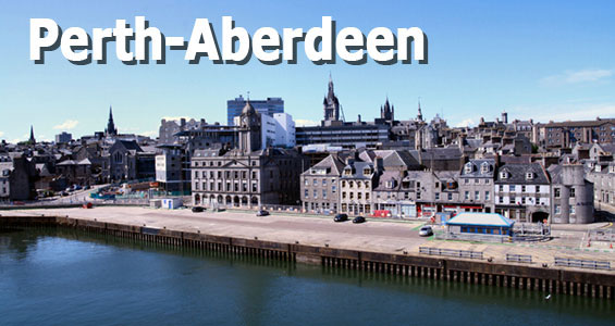 Kiertomatka Skotlannin nähtävyydet Perth-Aberdeen