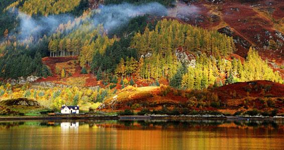 Автопутешествие по Северо-Шотландскому нагорью