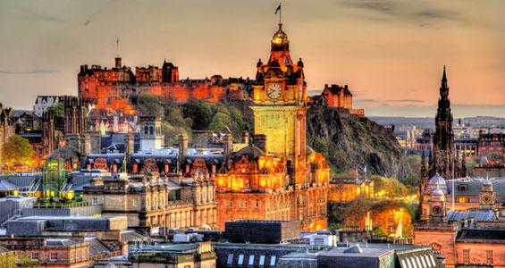 Skotlannin nähtävyydet kiertomatka