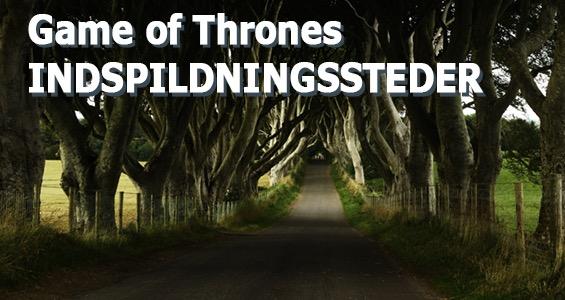 Road Trip oversigt berømte filmset i Storbritannien: Game of Thrones Nordirland