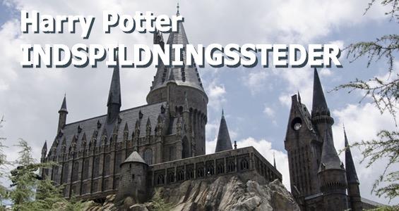 Road Trip oversigt berømte filmset i Storbritannien: Harry Potter England