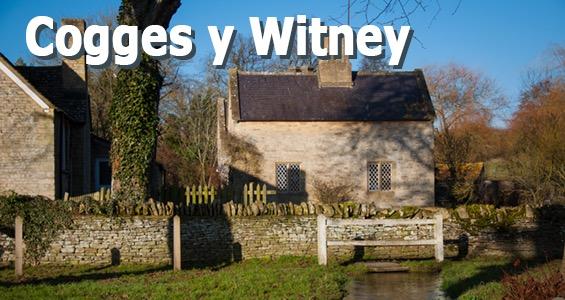 Road trip Lugares de Rodaje - Cogges y Witney