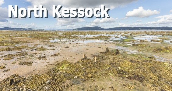 Road trip a North Kessock