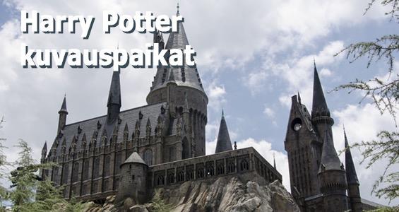 Kuuluisat elokuvauskohteet kiertomatka: Harry Potter Englanti