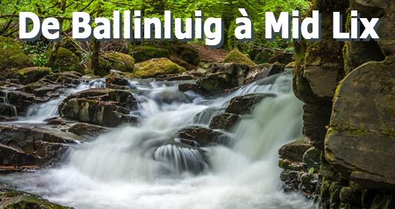 Road trip sites touristiques d'�cosse de Ballinluig � Mid Lix