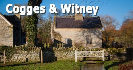 Road trip sur les lieux de tournage - Cogges et Witney