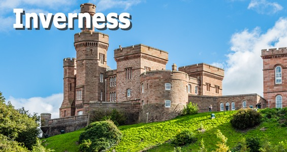 Road trip por las Highlands de Escocia - Inverness