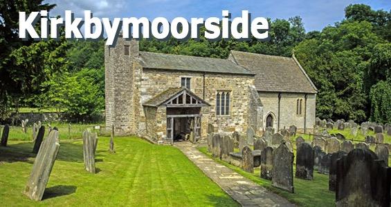 Road trip à Kirkbymoorside