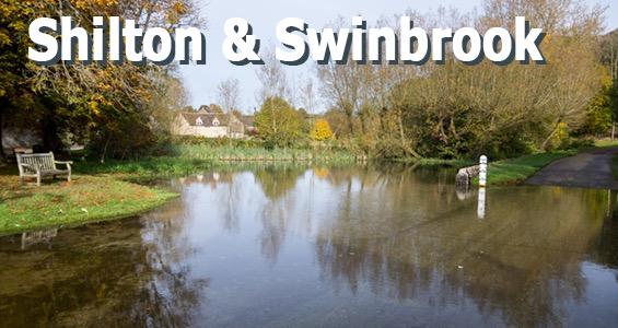 Road trip sur les lieux de tournage - Shilton et Swinbrook