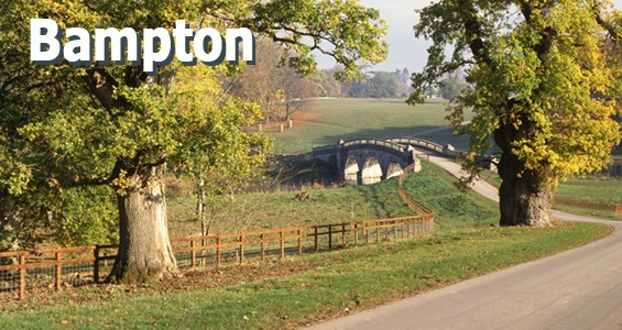 Road Trip Cinematrografico - Downton Abbey - Bampton