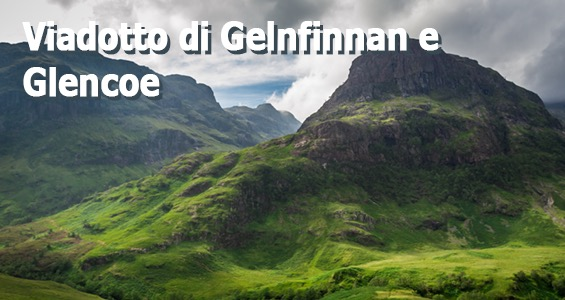 Road Trip Cinematrografico - Harry Potter - Viadotto di Glentinnan e Glencoe