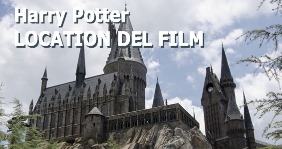 Location dei film nel Regno Unito - Harry Potter