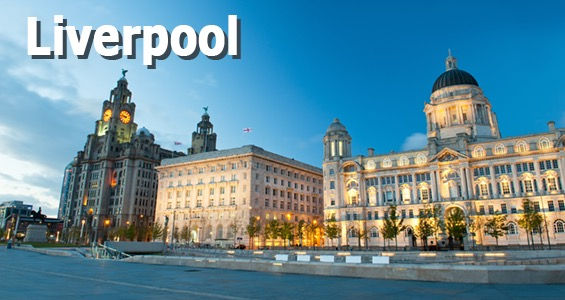 Road Trip Campi da Golf - Liverpool
