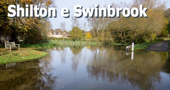 Viaggio nelle location di Downton Abbey - Da Shilton a Swinbrook