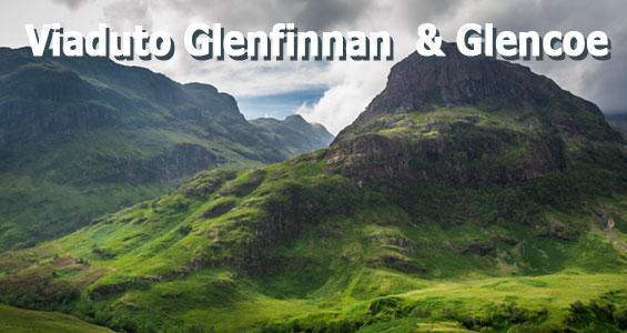 Road Trip Harry Potter dia 1: Viaduto de Glennfinnan & Glencoe