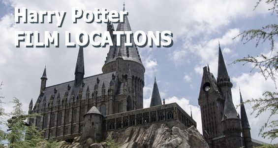 Road Trip famous film sets in the UK: Harry Potter England