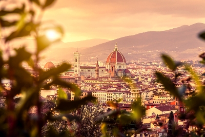 Italy Road Trip Overview Florence Duomo