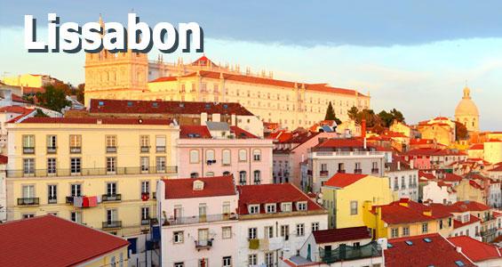 Kiertomatka Portugalin matka Lissabon