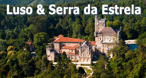 Wycieczka objazdwa Luso i Serra da Estrela