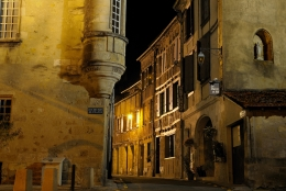 Bergerac by night