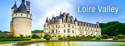 Loire Dalen Road Trip