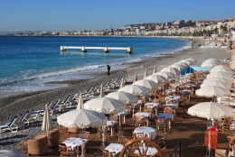 French Riviera Road Trip - Nice Restaurants, Bars & Night Life