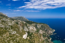French Riviera Road Trip - Grand Corniche