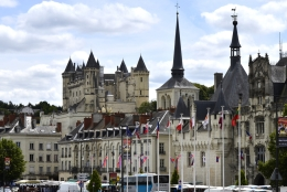Road Trip Overview France Loire Valley Saumur Restaurants Bars Night life