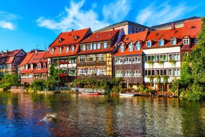 Road Trip in Germania - La città di Bamberg