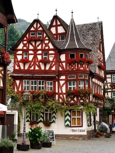 Viaggio sulla Strada del Vino - Renania