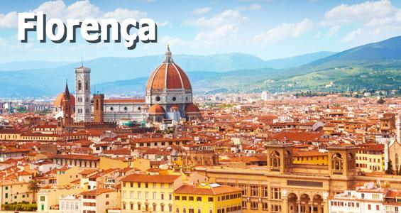 Road Trip Itália - Florença
