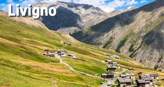 Italien Road Trip Übersicht Livigno