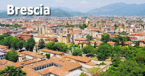 Veneto Road Trip Oversigt - Brescia