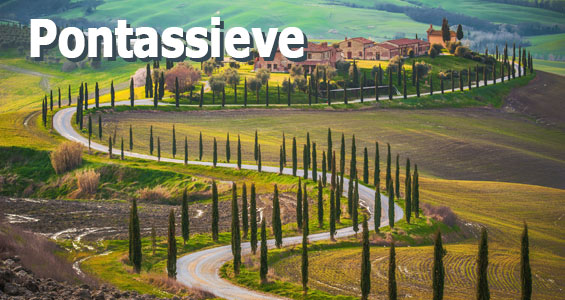Road Trip Italia - Resumen Pontassieve