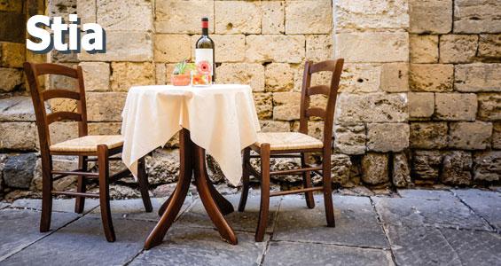 Road Trip Italia - Resumen Stia